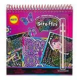 ALEX Toys Artist Studio Scra-ffiti So Cute Scratch Pad