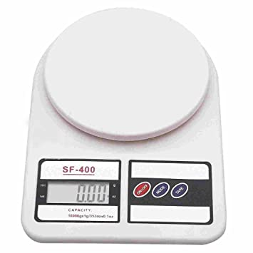 7Kg Electronic LCD Kitchen Weighing Scale Machine available at Amazon for Rs.322