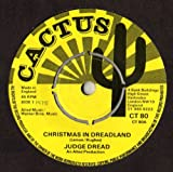 Judge Dread Christmas In Dreadland / Come Outside - Judge Dread 7