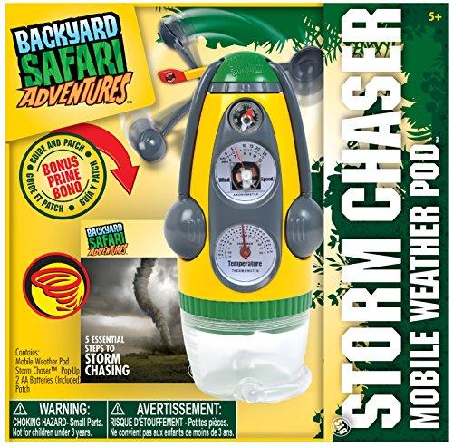 Backyard Safari Storm Chaser Field Kit