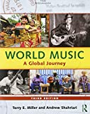 World Music: A Global Journey - Paperback & CD Set Value Pack