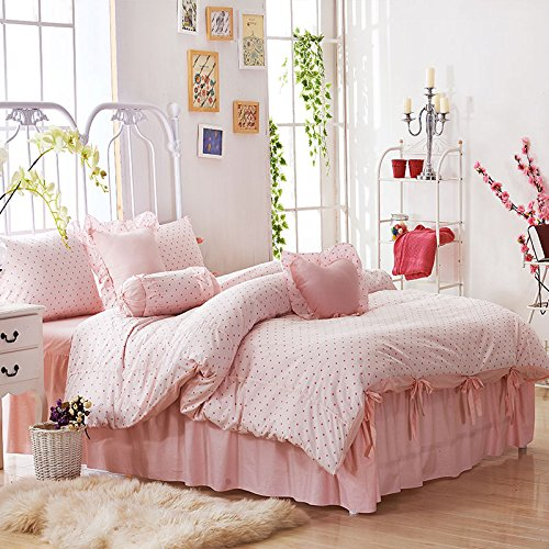 Queen Size Princess Bedding 5554 front