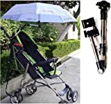 Baby Stroller Umbrella Pram Wheelchair Bike Umbrella Connector Holder