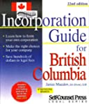 Incorporation Guide British Columbia