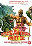 The Toxic Avenger Part III (DVD) [Non US PAL Format]