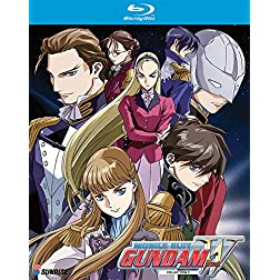 Mobile Suit Gundam Wing Blu-Ray Collection 2 [Blu-ray]