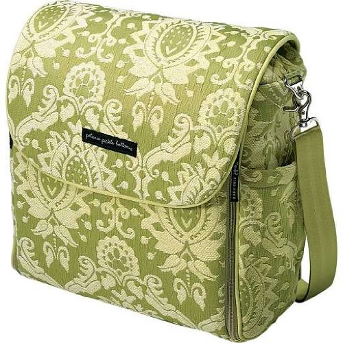 new spring 2011 petunia pickle bottom boxy backpack moroccan mint designer nappy bags. Black Bedroom Furniture Sets. Home Design Ideas