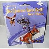 Yo Quiero Taco Bell Key Chain
