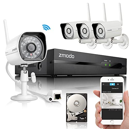 Wireless Security Surveillance Camera