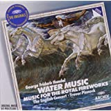 Handel: Water Music & Fireworks Music (DG The Originals)