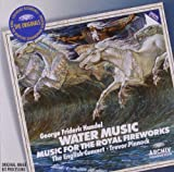 Handel: Water Music & Fireworks Music (DG The Originals) The English Concert