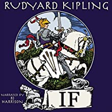 If [Classic Tales Edition] Audiobook by Rudyard Kipling Narrated by B. J. Harrison