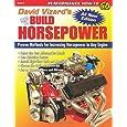 David Vizard's How to Build Horsepower (SA Design)
