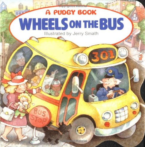 The-Wheels-on-the-Bus-Pudgy-Board-Book