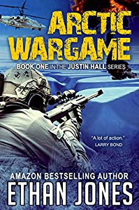 Arctic Wargame by Ethan Jones ebook deal