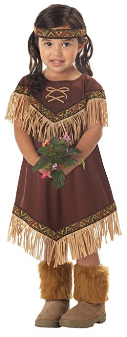 Lil' Indian Princess Girl's Costume