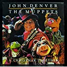 JOHN DENVER MUPPETS a christmas together LP Used_VeryGoodW/poster AFL1-3451 Vinyl 1979