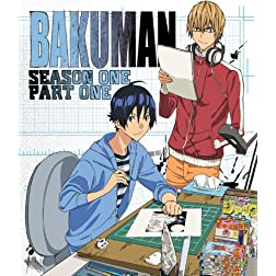 Bakuman: Season One, Part 1 [Blu-ray]