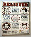 The Believer, September 2006 (Thirty-Seventh Issue: Crambo (The Games Issue), Vol. 4 No.7 September 2006)