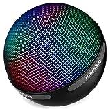 Marsboy Mode-Design Tragbarer Drahtloser Bluetooth Lautsprecher mit 7 Farbwechsel LED