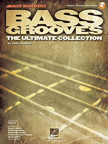 Bass Grooves Ultimate Collection CD (Book & CD)