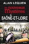 Saone-et-Loire nouveaux mystères
