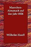 Maerchen-Almanach Auf Das Jahr 1826