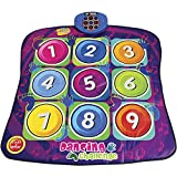 CP Toys by Constructive Playthings - Dancing Challenge Rhythm and Beat Play Mat - Ages 3+