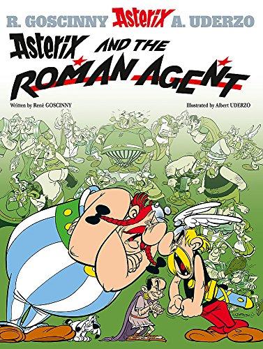 Asterix and the Roman Agent Album #15 [Goscinny, Rene] (Tapa Dura)