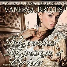 Viscount Weston's Bride: Masterful Husbands, Book 2 | Livre audio Auteur(s) : Vanessa Brooks Narrateur(s) : Krystle L. Minkoff