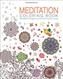 img - for Meditation Coloring Book: Wonderful images to melt your worries away (Chartwell Coloring Books) book / textbook / text book