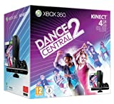 Microsoft X-Box 360 slim 4 GB Kinect incl.Dance Central 2