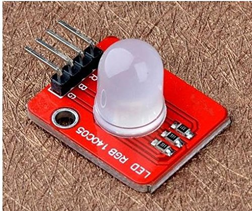 XT-XINTE Elektronische Bausteine   Full Color LED-Modul Highlight 10mm Full Color LED