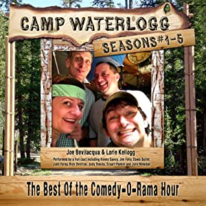 Camp Waterlogg Chronicles, Seasons 1 - 5 | [Joe Bevilacqua, Lorie Kellogg, Pedro Pablo Sacristán]