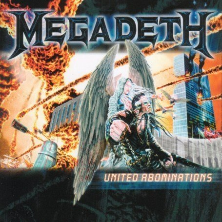 Megadeth - 04 United Abominations (2) Lyrics - Zortam Music