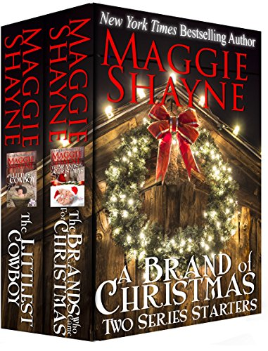 A Brand Of Christmas by Maggie Shayne ebook deal
