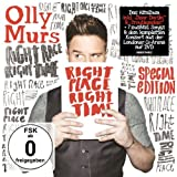 Olly Murs Right Place Right Time Special Edition CD/DVD