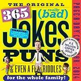 The Original 365 Jokes, Puns & Even a Few Riddles 2014 Calendar