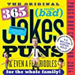 The Original 365 Jokes, Puns & Even a...