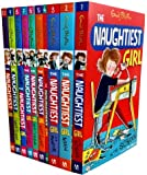 Enid Blyton The Naughtiest Girl 10 Books Collection Set Pack (Series 1-10) (Naughtiest Girl Collection) (Naughtiest Girl in the School, Naughtiest Girl Again, Is a Monitor, Here's the Naughtiest Girl, Keeps a Secret, Helps a Friend, Saves the Day, Well Done the Naughtiest Girl, Wants to Win, Marches On)