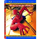 Spider-Man  (Mastered in 4K) (Single-Disc Blu-ray + Ultra Violet Digital Copy)