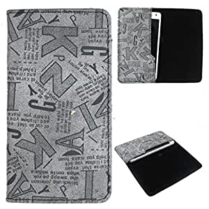 DooDa PU Leather Case Cover For Lava iris 503