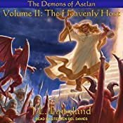 The Heavenly Host: Demons of Astlan Series, Book 2 | J. L. Langland