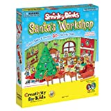 Creativity For Kids Shrinky Dinks Santa's Workshop