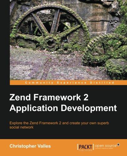 Zend Framework 2 Application Development (Application Development Framework compare prices)