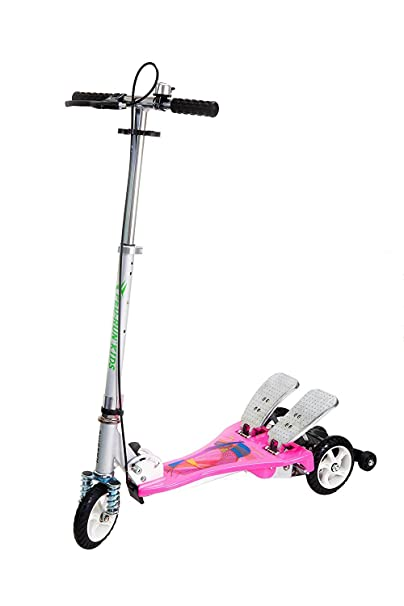 Ped Run Kids Pedaling Scooter   Exercise While Having Fun available at Amazon for Rs.55008