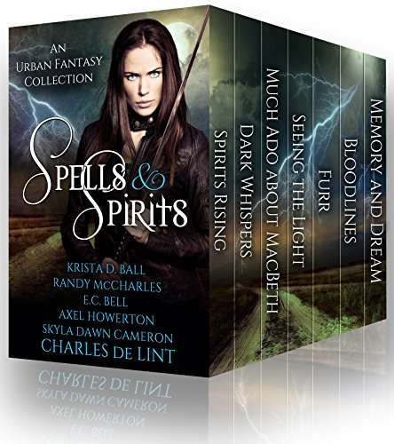 A supernatural adventure awaits in today's Kindle Daily Deal  Spells and Spirits: An Urban Fantasy Collection