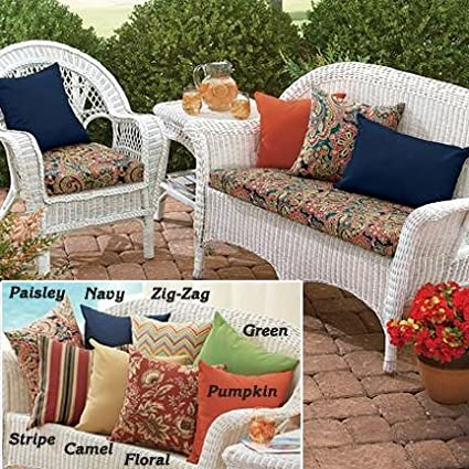 "Uv-protected High-quality Cushions Patio Furniture Pillows & Cushions-camel-chaise Lounge Cushion 74"" L X 22"" W X 3.5"" H"