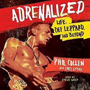 Adrenalized Audiobook