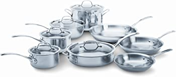 Calphalon Tri-Ply 13-Pc.Cookware Set